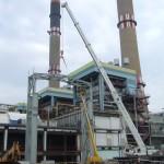 Százhalombatta:G3 turbina épület